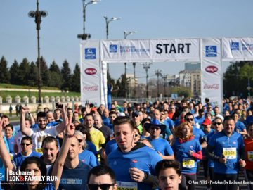 Start UNIQA Asigurari Bucharest 10k & FAMILY RUN