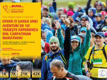 DHL Carpathian Marathon powered by MPG