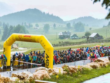 Start DHL Carpathian Marathon powered by MPG