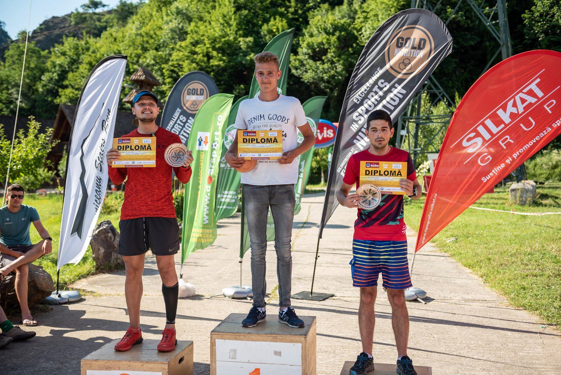 podium cozia montain run traseu stanisoara